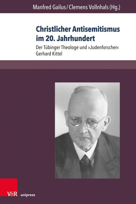 Cover-Bild Christlicher Antisemitismus im 20. Jahrhundert