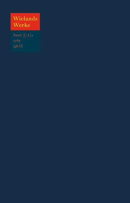 Cover-Bild Christoph Martin Wieland: Werke / Text