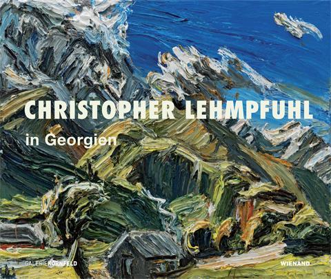 Cover-Bild Christopher Lehmpfuhl in Georgien