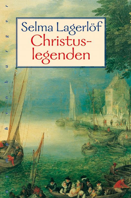 Cover-Bild Christuslegenden