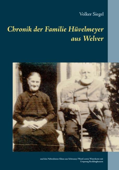 Cover-Bild Chronik der Familie Hüvelmeyer aus Welver