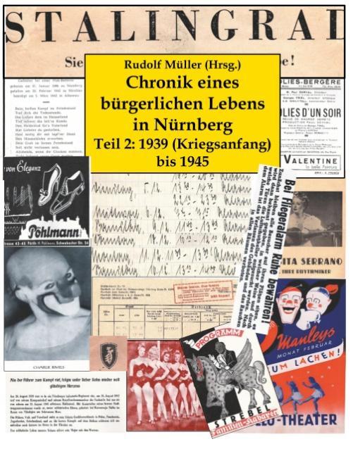 Cover-Bild Chronik eines bürgerlichen Lebens in Nürnberg