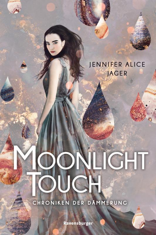 Cover-Bild Chroniken der Dämmerung, Band 1: Moonlight Touch