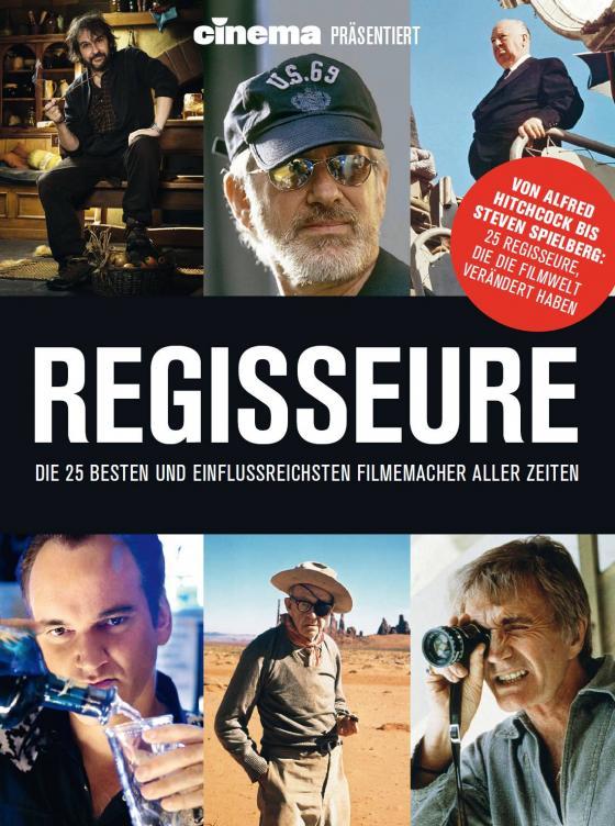 Cover-Bild Cinema präsentiert: die besten Regisseure aller Zeiten