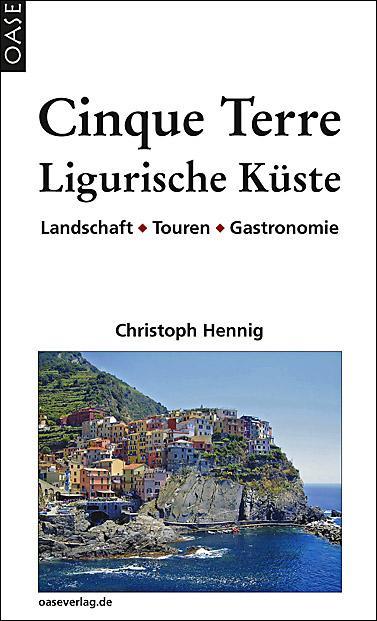 Cover-Bild Cinque Terre & Ligurische Küste