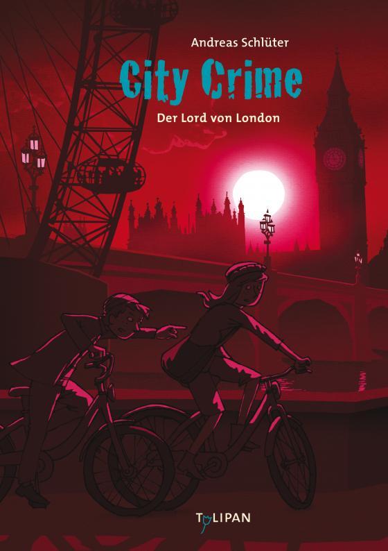 Cover-Bild City Crime - Der Lord von London