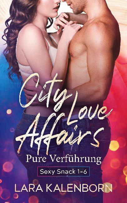 Cover-Bild City Love Affairs