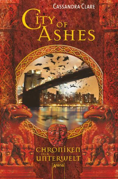 Cover-Bild City of Ashes