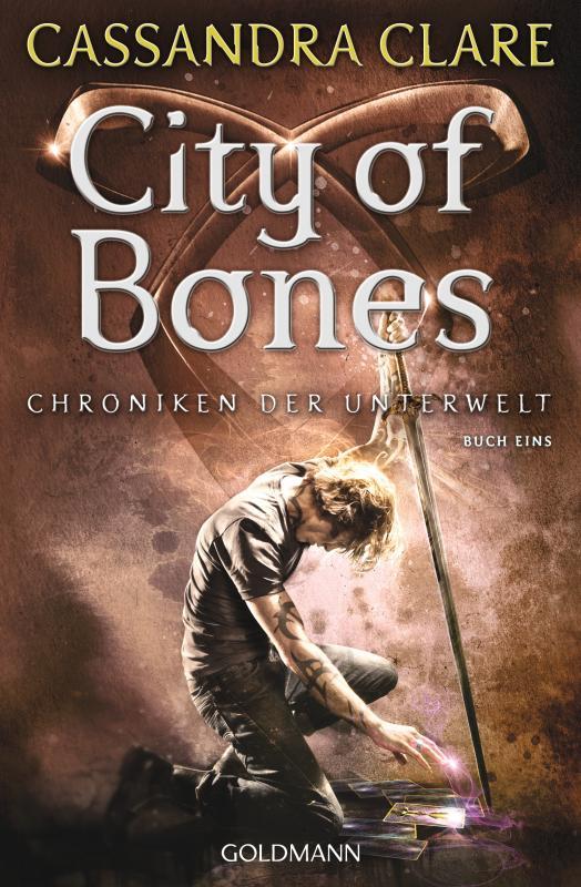 Cover-Bild City of Bones