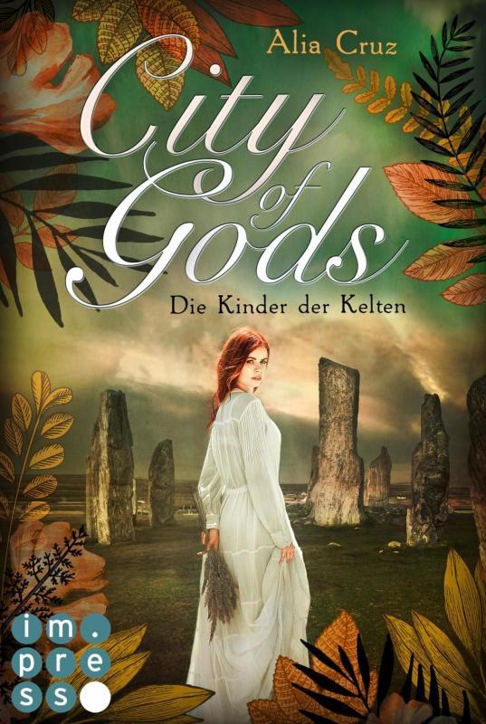 Cover-Bild City of Gods. Die Kinder der Kelten