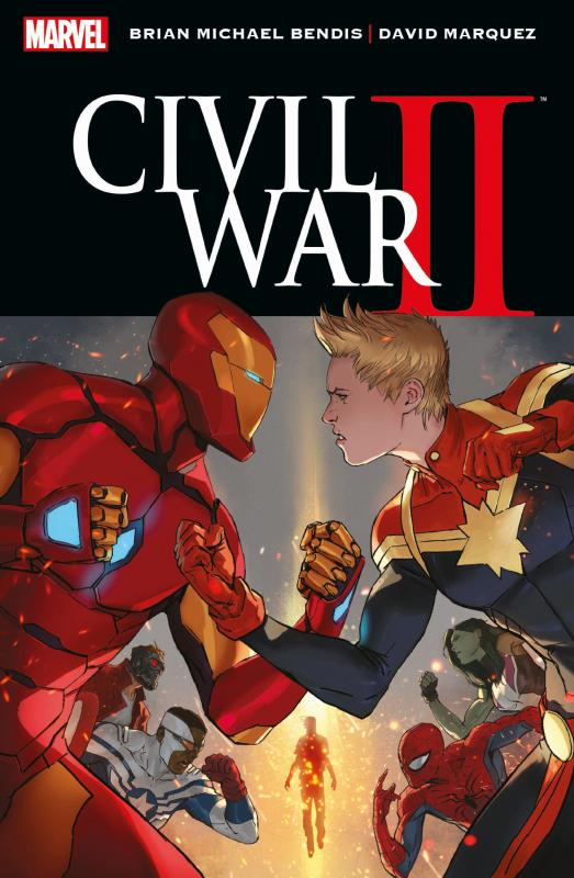 Cover-Bild Civil War II