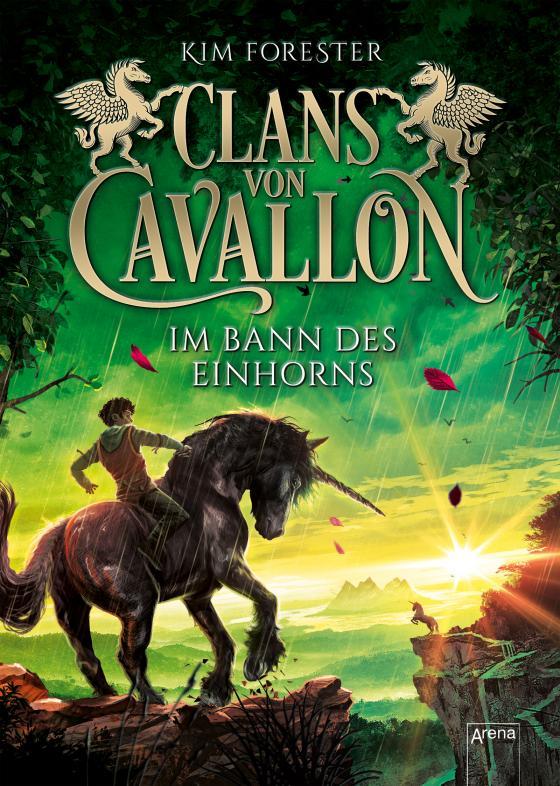Cover-Bild Clans von Cavallon (3). Im Bann des Einhorns