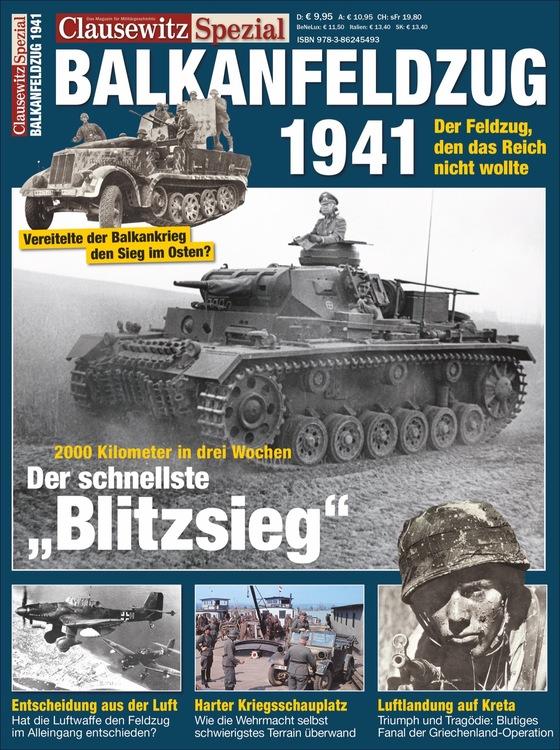 Cover-Bild Clausewitz Spezial 21