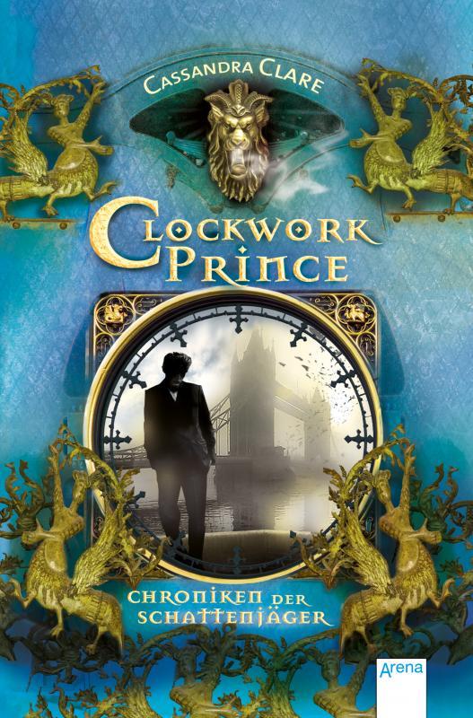 Cover-Bild Clockwork Prince
