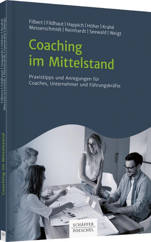 Cover-Bild Coaching im Mittelstand