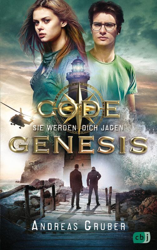 Cover-Bild Code Genesis - Sie werden dich jagen