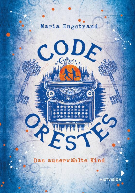 Cover-Bild Code: Orestes