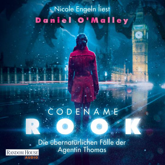 Cover-Bild Codename Rook