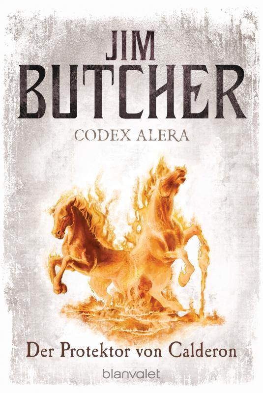 Cover-Bild Codex Alera 4