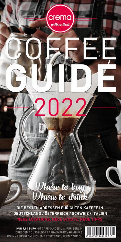 Cover-Bild COFFEE GUIDE