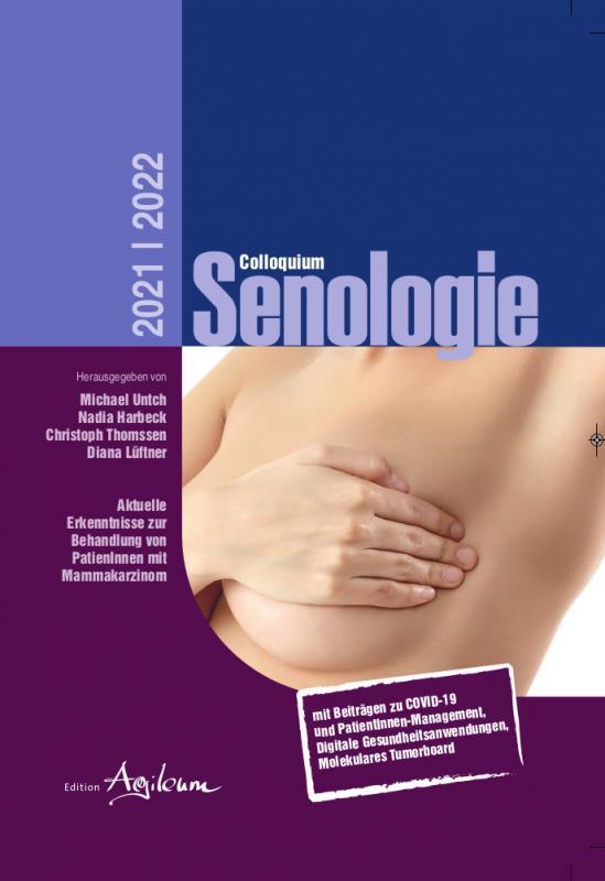 Cover-Bild Colloquium Senologie 2021/2022