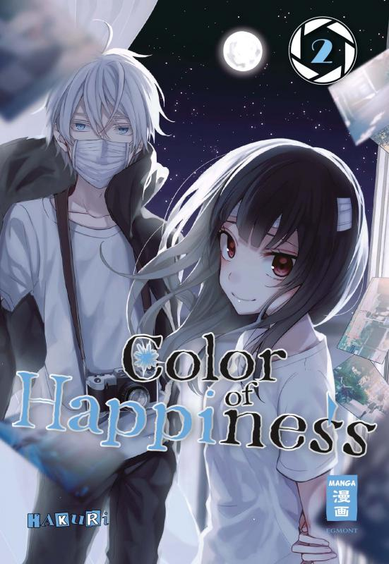 Cover-Bild Color of Happiness 02