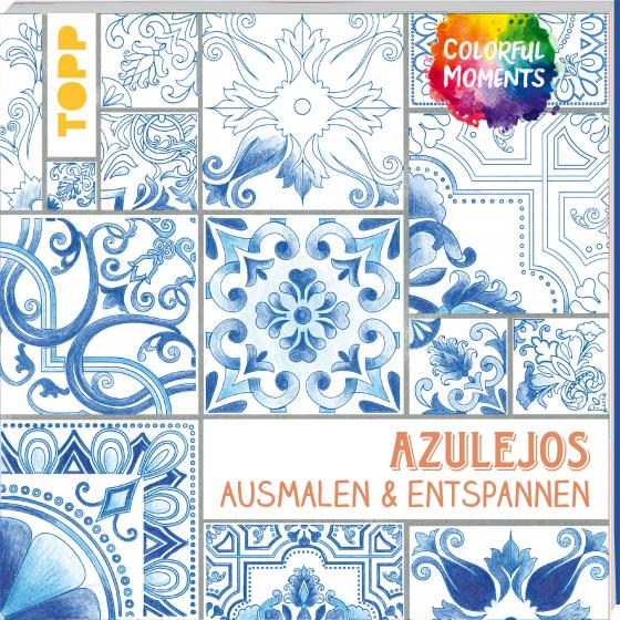 Cover-Bild Colorful Moments - Azulejos