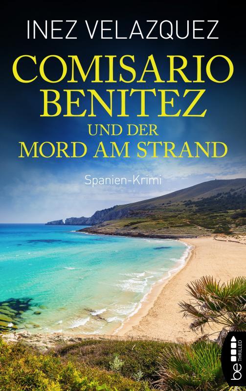 Cover-Bild Comisario Benitez und der Mord am Strand