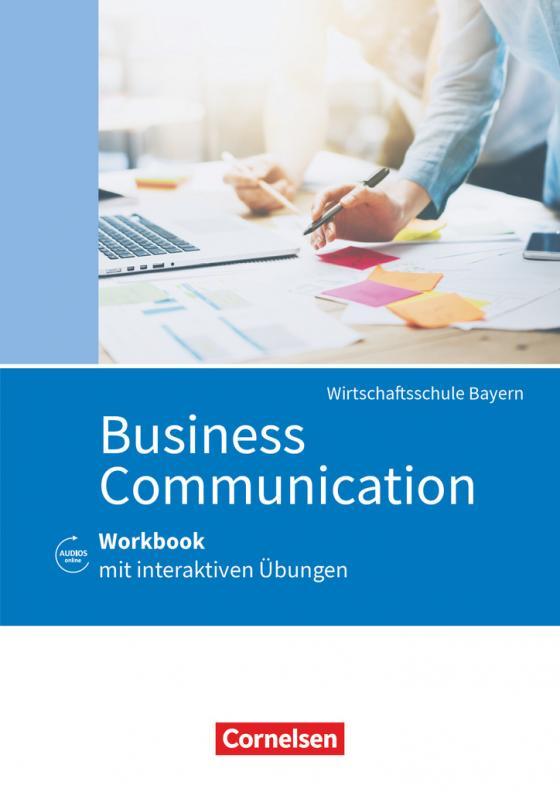 Cover-Bild Commercial Correspondence - Wirtschaftsschule Bayern
