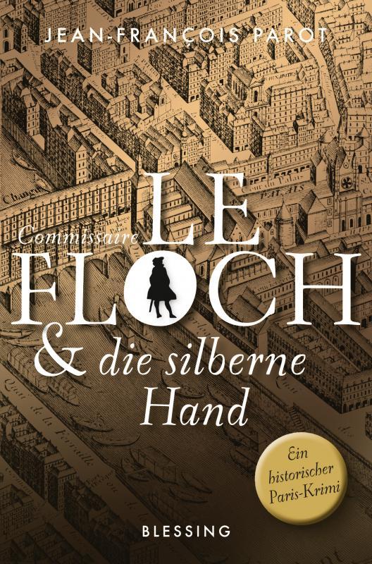 Cover-Bild Commissaire Le Floch und die silberne Hand