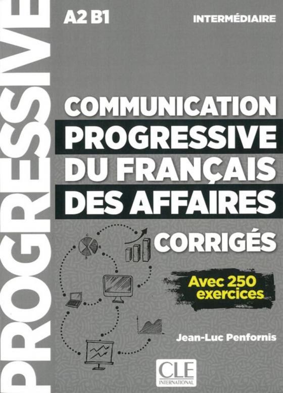 Cover-Bild Communication progressive du français des affaires