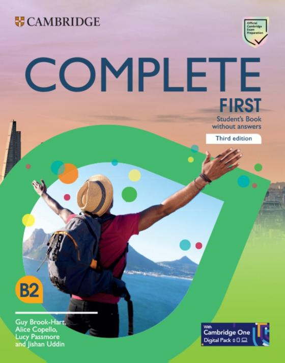 Cover-Bild Complete First