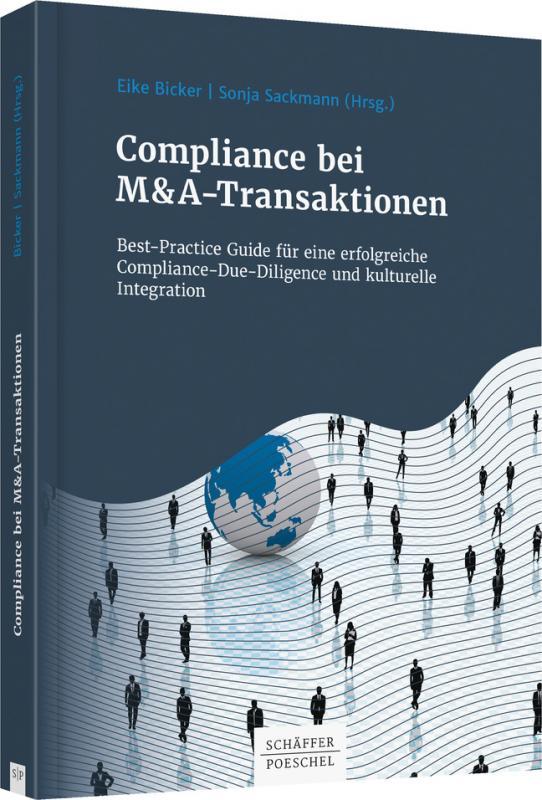 Cover-Bild Compliance bei M&A-Transaktionen