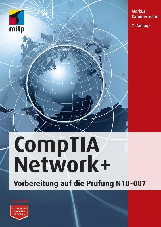 Cover-Bild CompTIA Network+