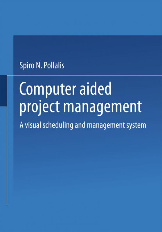 Cover-Bild Computer-Aided Project Management