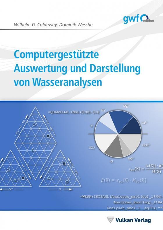 Cover-Bild Computergestützte Auswertung und Darstellung von Wasseranalysen