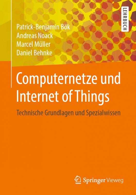 Cover-Bild Computernetze und Internet of Things