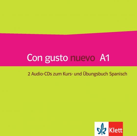 Cover-Bild Con gusto nuevo A1