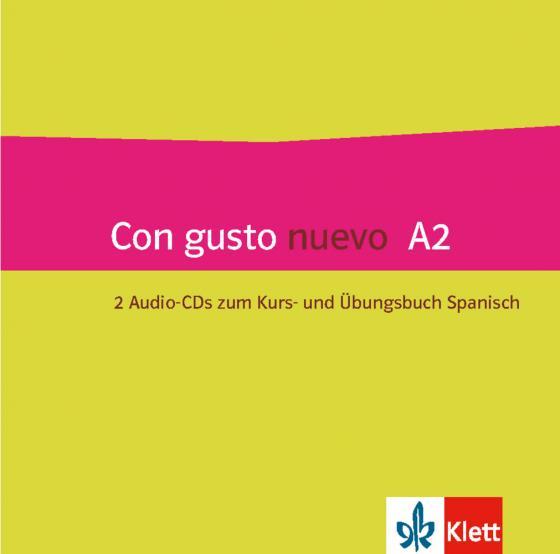 Cover-Bild Con gusto nuevo A2