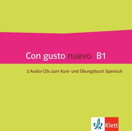 Cover-Bild Con gusto nuevo B1