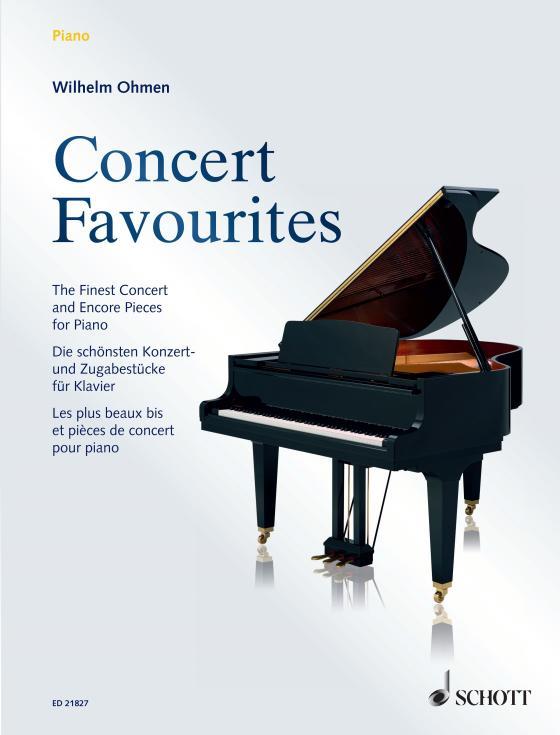 Cover-Bild Concert Favourites