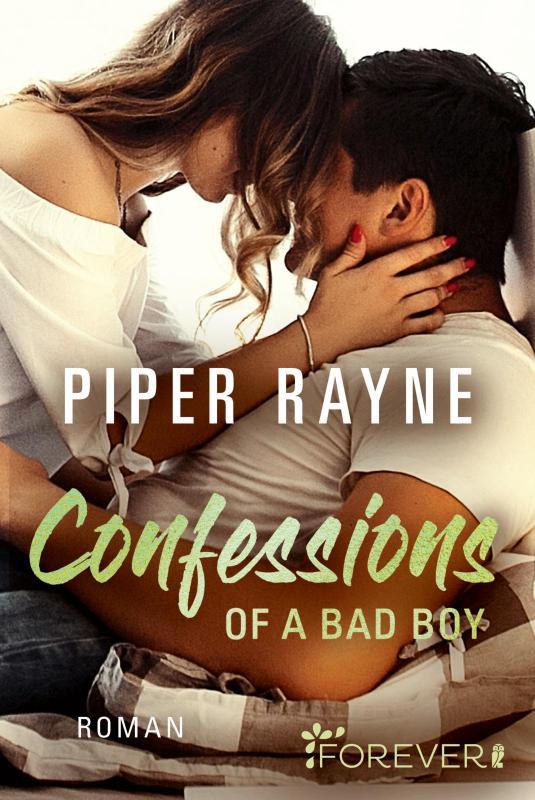 Cover-Bild Confessions of a Bad Boy