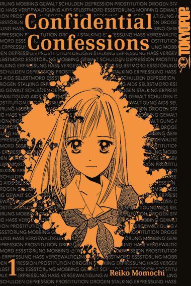 Cover-Bild Confidential Confessions Sammelband 01