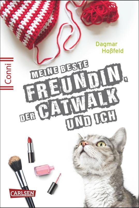 Cover-Bild Conni 15 3: Meine beste Freundin, der Catwalk und ich