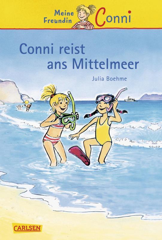 Cover-Bild Conni-Erzählbände 5: Conni reist ans Mittelmeer