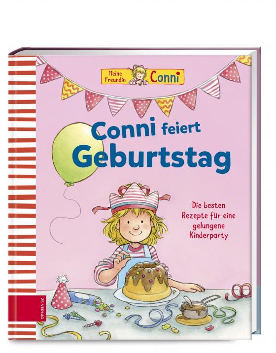Cover-Bild Conni feiert Geburtstag