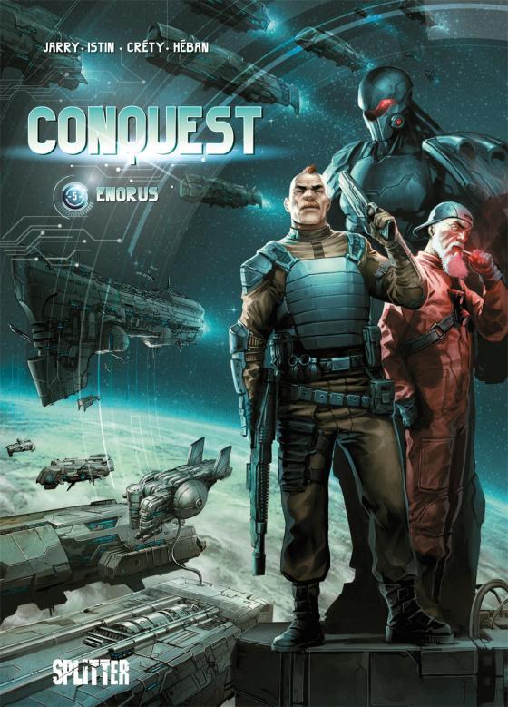 Cover-Bild Conquest. Band 5