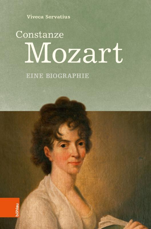 Cover-Bild Constanze Mozart