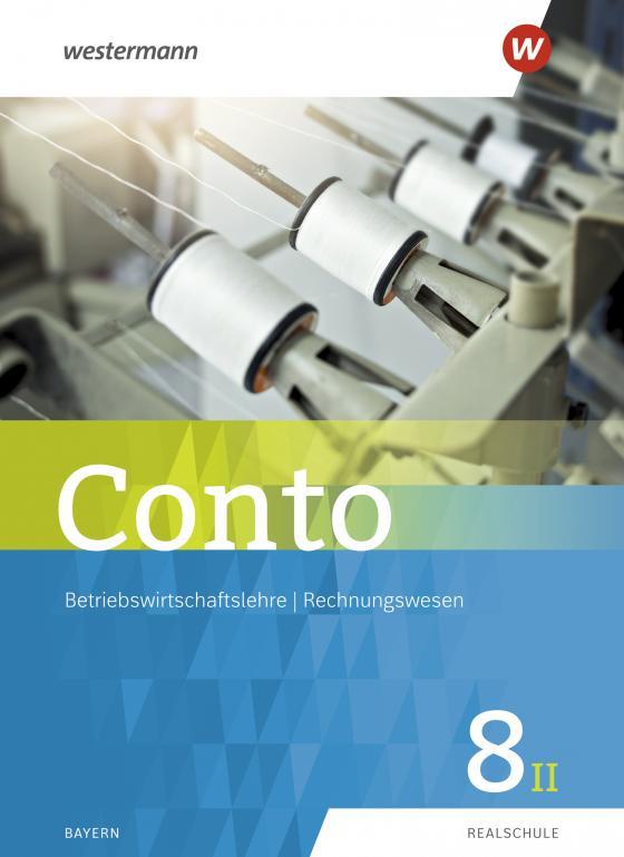 Cover-Bild Conto / Conto für Realschulen in Bayern - Ausgabe 2019