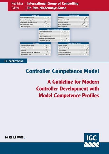 Cover-Bild Controller Competence Model